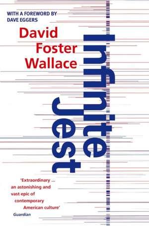 Infinite Jest de David Foster Wallace
