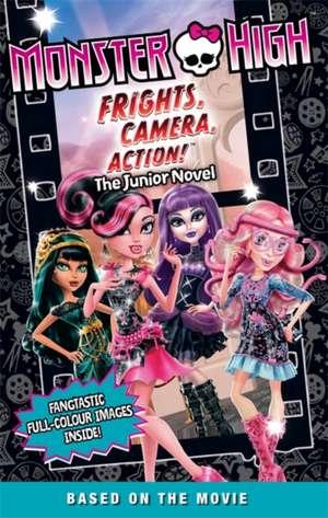 Frights, Camera, Action! de Perdita Finn