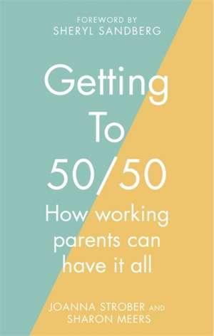 Getting to 50/50 de Sharon Meers