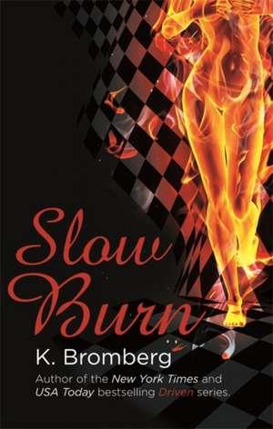 Slow Burn de K. Bromberg