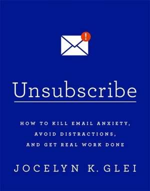Unsubscribe de Jocelyn K. Glei