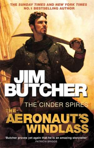 The Aeronaut's Windlass de Jim Butcher