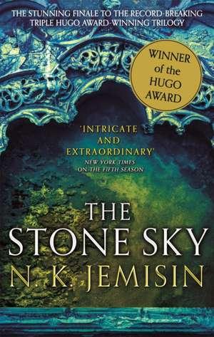 The Stone Sky de N. K. Jemisin