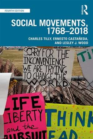 Social Movements, 1768 - 2018 de Charles Tilly
