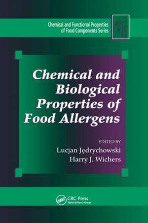 Chemical and Biological Properties of Food Allergens