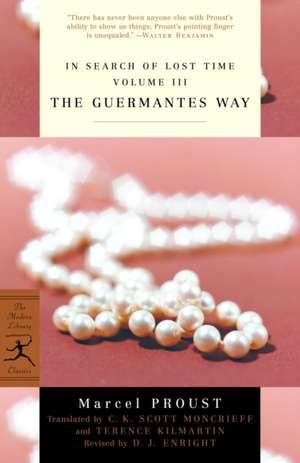 The Guermantes Way de Marcel Proust
