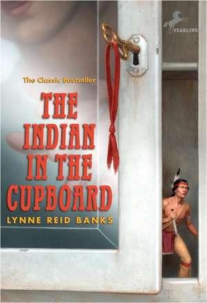 The Indian in the Cupboard de Lynne Reid Banks