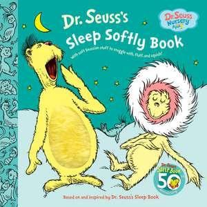 Dr. Seuss's Sleep Softly Book de  Dr. Seuss