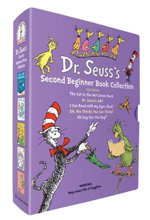 Dr. Seuss Second. Beginner Book Collection (2)