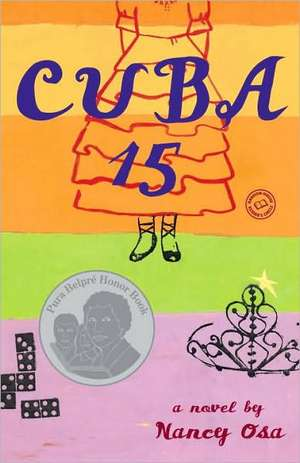 Cuba 15 de Nancy Osa