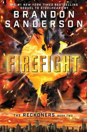 Firefight de Brandon Sanderson