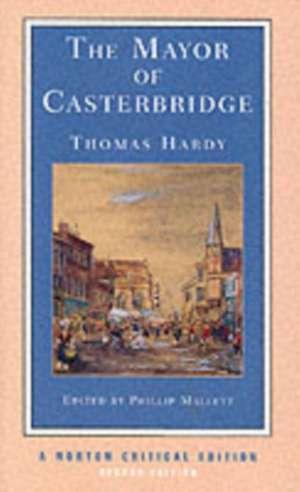 The Mayor of Casterbridge 2e (NCE) de Thomas Hardy