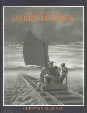 The Mysteries of Harris Burdick de Chris Van Allsburg