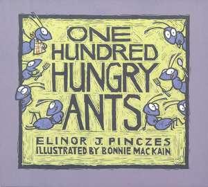 One Hundred Hungry Ants de Bonnie MacKain