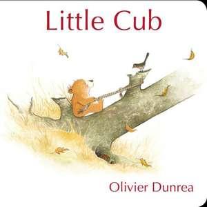 Little Cub de Olivier Dunrea