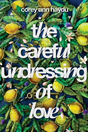 The Careful Undressing of Love de Corey Ann Haydu