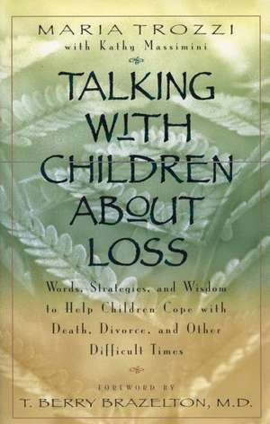 Talking with Children about Loss imagine