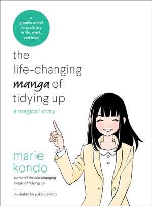 The Life-Changing Manga of Tidying Up de Marie Kondo