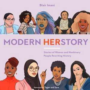 Modern Herstory de Imani, Blair