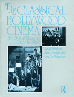The Classical Hollywood Cinema imagine