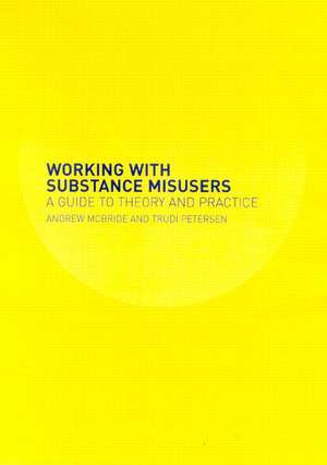 Working with Substance Misusers imagine