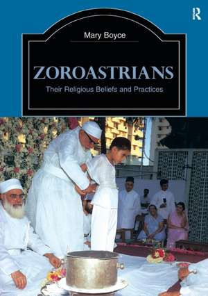 Zoroastrians imagine