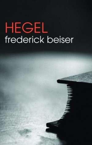 Hegel de Frederick Beiser
