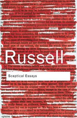 Sceptical Essays imagine