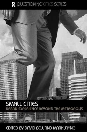 Small Cities de Mr David Bell
