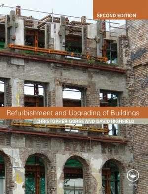 Refurbishment and Upgrading of Buildings imagine