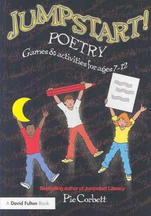 Jumpstart! Poetry imagine