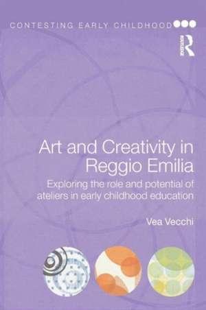 Art and Creativity in Reggio Emilia imagine