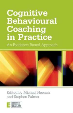 Cognitive Behavioural Coaching in Practice imagine