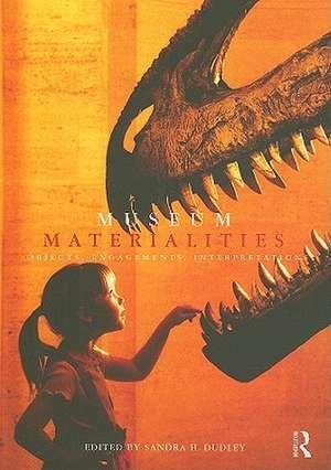 Museum Materialities imagine