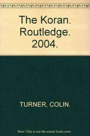 The Koran de Colin Turner