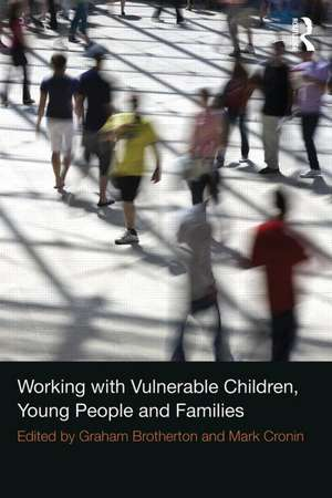 Working with Vulnerable Children, Young People and Families imagine