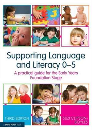 Supporting Language and Literacy 0-5