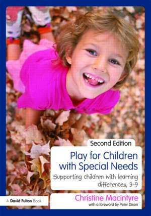 Play for Children with Special Needs imagine