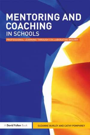Mentoring and Coaching in Schools
