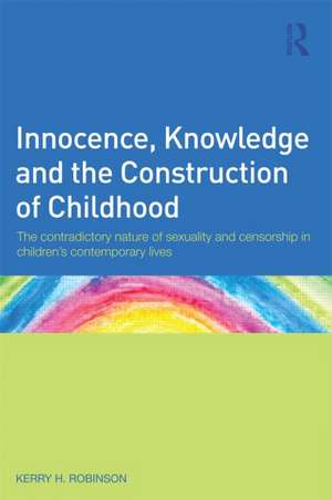Innocence, Knowledge and the Construction of Childhood