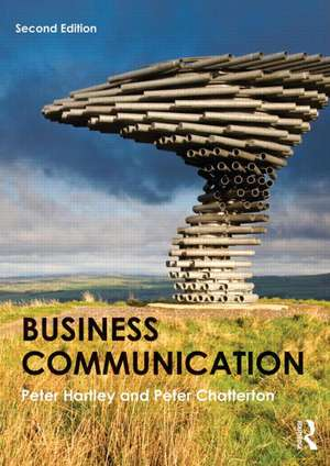 Business Communication de Peter Hartley