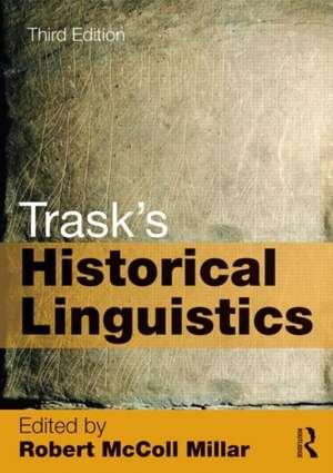 Trask's Historical Linguistics imagine