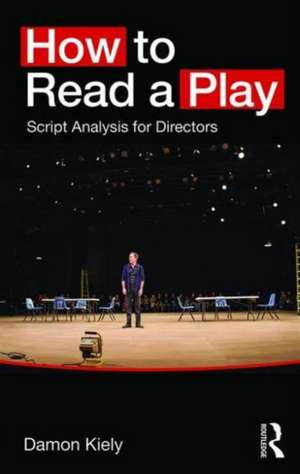 How to Read a Play imagine