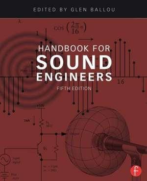 Handbook for Sound Engineers