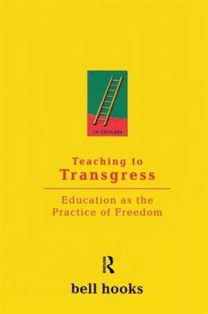 Teaching to Transgress imagine