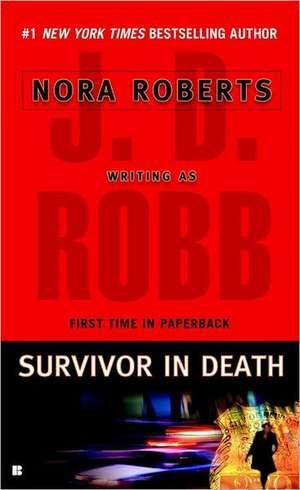 Survivor in Death de J. D. Robb