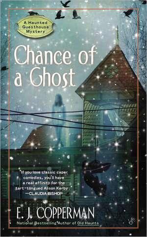 Chance of a Ghost de E. J. Copperman