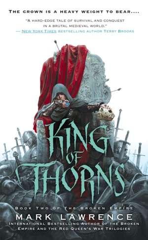 King of Thorns (The Broken Empire #2) de Mark Lawrence