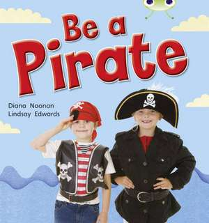 Be a Pirate (Red B) NF