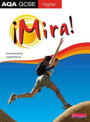 Mira AQA GCSE Spanish Higher Student Book